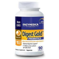 Digest Gold s probiotiky, 90 kapslí