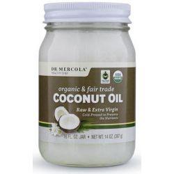 Kokosový olej panenský, Fair Trade 397g