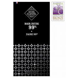 Michel Cluizel čokoláda Noir Infini 99% 70 g