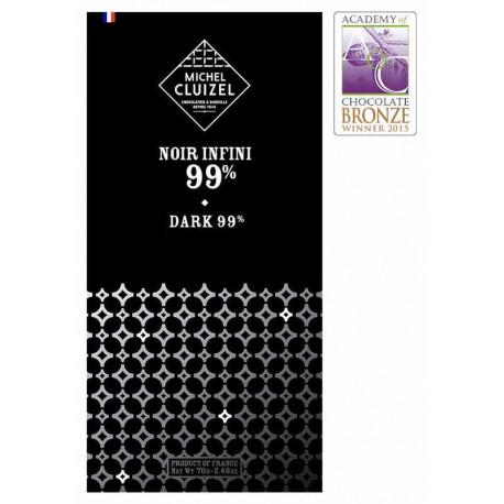 Čokoláda Michel Cluizel Noir Infini 99%