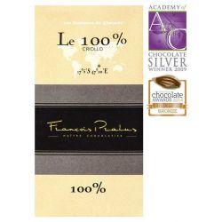 Čokoláda Madagascar Criollo Le 100% 100g