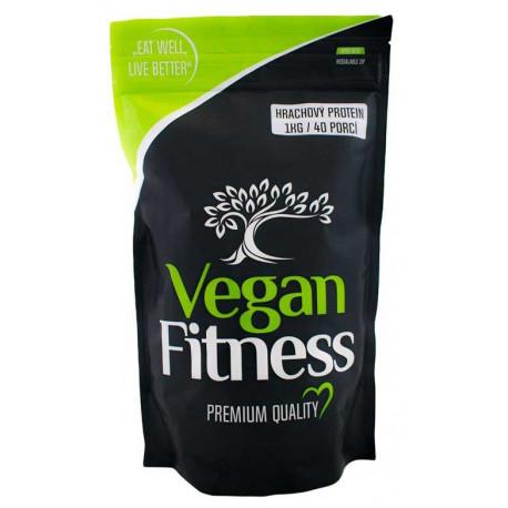 Hrachový Protein 1kg, Vegan Fitness