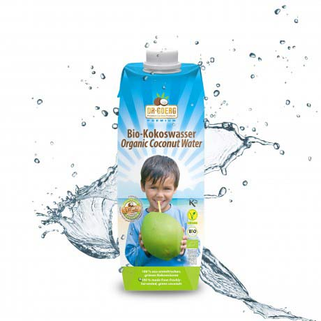 Dr. Goerg kokosova voda