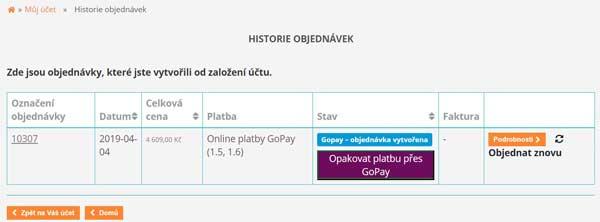 detail objednavky nejenleky.cz