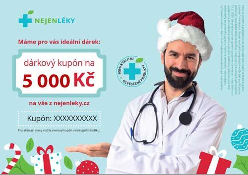 kupon 5000 czk