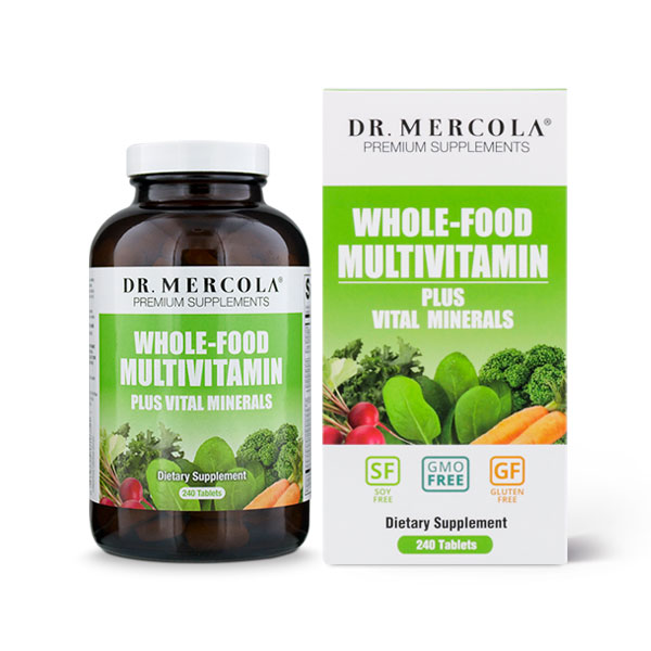 Multivitamin Mercola