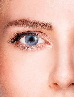 zdraví očí