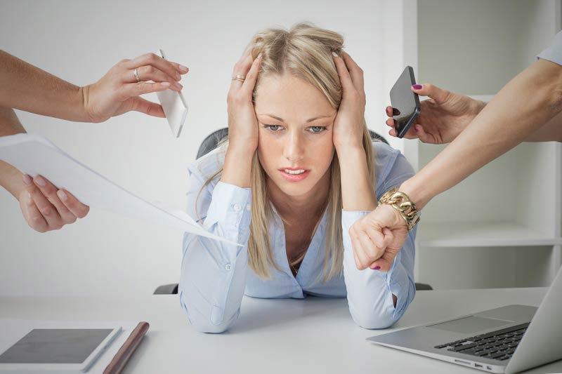 pracovní stres